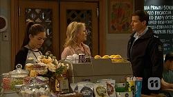 Paige Smith, Lauren Turner, Matt Turner in Neighbours Episode 6947