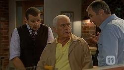 Toadie Rebecchi, Lou Carpenter, Karl Kennedy in Neighbours Episode 6948