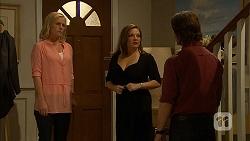 Lauren Turner, Terese Willis, Brad Willis in Neighbours Episode 6948