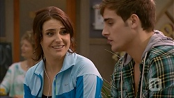 Naomi Canning, Kyle Canning in Neighbours Episode 6949