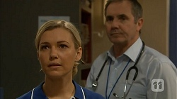 Georgia Brooks, Karl Kennedy in Neighbours Episode 6949