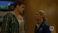 Kyle Canning, Georgia Brooks in Neighbours Episode 6949