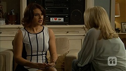 Naomi Canning, Kathy Carpenter in Neighbours Episode 6949