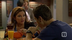 Terese Willis, Josh Willis in Neighbours Episode 6950