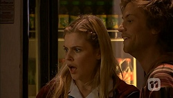 Amber Turner, Daniel Robinson in Neighbours Episode 6950
