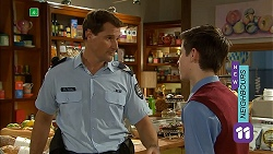 Matt Turner, Bailey Turner in Neighbours Episode 6950