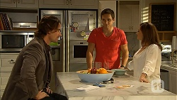 Brad Willis, Josh Willis, Terese Willis in Neighbours Episode 6950