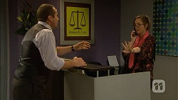 Toadie Rebecchi, Sonya Rebecchi in Neighbours Episode 6951