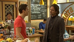 Josh Willis, Brad Willis in Neighbours Episode 6951