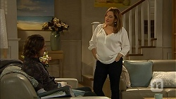 Brad Willis, Terese Willis in Neighbours Episode 6951