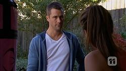 Mark Brennan, Paige Novak in Neighbours Episode 6952