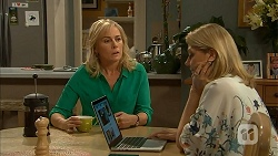 Lauren Turner, Kathy Carpenter in Neighbours Episode 6953