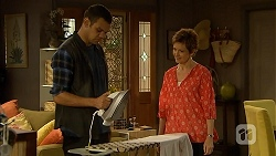 Nate Kinski, Susan Kennedy in Neighbours Episode 6953
