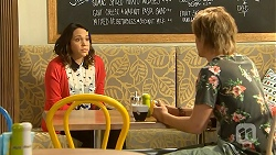 Imogen Willis, Daniel Robinson in Neighbours Episode 6953
