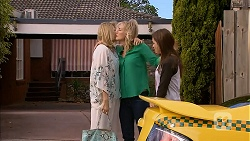 Kathy Carpenter, Lauren Turner, Paige Novak in Neighbours Episode 6953