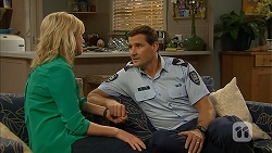 Lauren Turner, Matt Turner in Neighbours Episode 6953