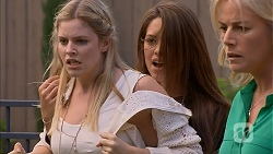 Amber Turner, Paige Novak, Lauren Turner in Neighbours Episode 6953