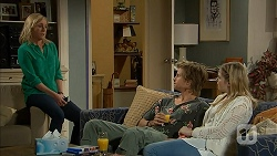 Lauren Turner, Daniel Robinson, Amber Turner in Neighbours Episode 6954