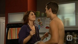 Naomi Canning, Josh Willis in Neighbours Episode 6954