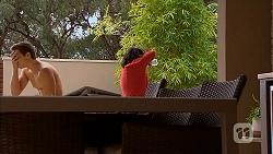 Josh Willis, Imogen Willis in Neighbours Episode 6955