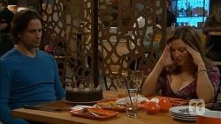 Brad Willis, Terese Willis in Neighbours Episode 6955