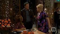 Terese Willis, Paul Robinson, Sheila Canning in Neighbours Episode 6955