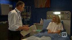 Karl Kennedy, Georgia Brooks in Neighbours Episode 6956