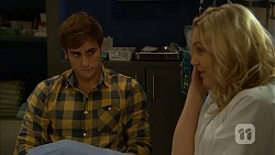 Kyle Canning, Georgia Brooks in Neighbours Episode 6956