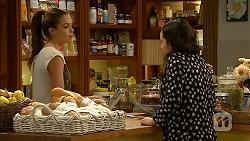 Paige Smith, Imogen Willis in Neighbours Episode 6956
