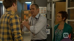 Kyle Canning, Karl Kennedy, Susan Kennedy in Neighbours Episode 6957