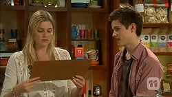 Amber Turner, Bailey Turner in Neighbours Episode 6957