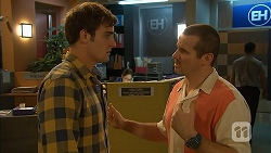 Kyle Canning, Toadie Rebecchi in Neighbours Episode 6957