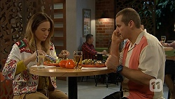 Sonya Mitchell, Toadie Rebecchi in Neighbours Episode 6958