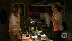 Sonya Rebecchi, Toadie Rebecchi in Neighbours Episode 6959