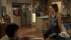 Bailey Turner, Matt Turner, Paige Smith in Neighbours Episode 6959