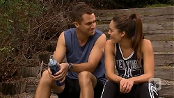 Mark Brennan, Paige Novak in Neighbours Episode 6959