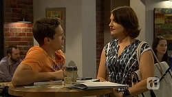 Josh Willis, Naomi Canning in Neighbours Episode 6959