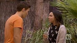 Josh Willis, Imogen Willis in Neighbours Episode 6959