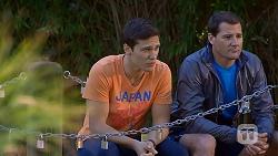 Josh Willis, Matt Turner in Neighbours Episode 6959