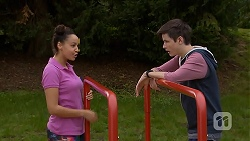 Alice Azikiwe, Bailey Turner in Neighbours Episode 6959