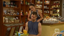 Paige Novak, Mark Brennan in Neighbours Episode 6959