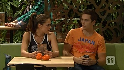 Paige Novak, Josh Willis in Neighbours Episode 6959