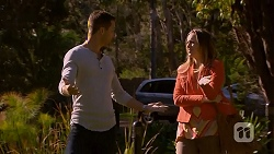 Mark Brennan, Sonya Mitchell in Neighbours Episode 6959