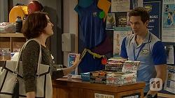 Naomi Canning, Josh Willis in Neighbours Episode 6960