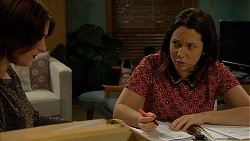 Naomi Canning, Imogen Willis in Neighbours Episode 6960