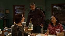 Naomi Canning, Toadie Rebecchi, Imogen Willis in Neighbours Episode 6960