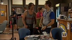 Brad Willis, Josh Willis in Neighbours Episode 6960