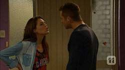 Paige Smith, Mark Brennan in Neighbours Episode 6960
