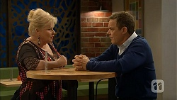 Sheila Canning, Paul Robinson in Neighbours Episode 6961