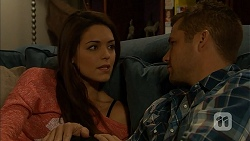 Paige Novak, Mark Brennan in Neighbours Episode 6961
